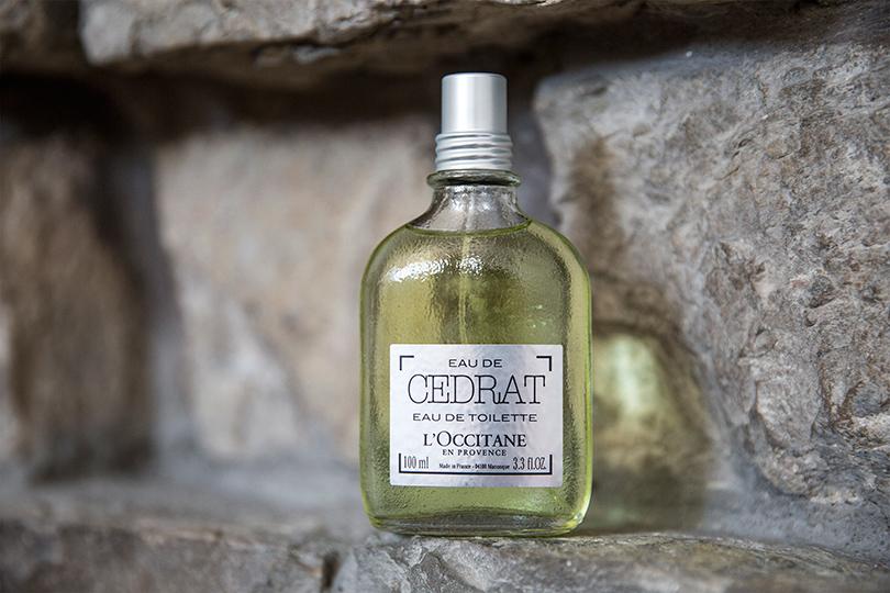АромаШопинг: 5 ароматов для мужчин на лето. Eau deCedrat отL'Occitane— сдержанный инасыщенный, как иполагается настоящему мужчине