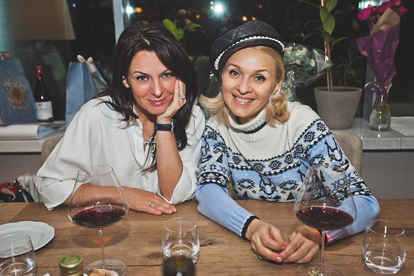 Наталья Малиновская и Екатерина Моисеева