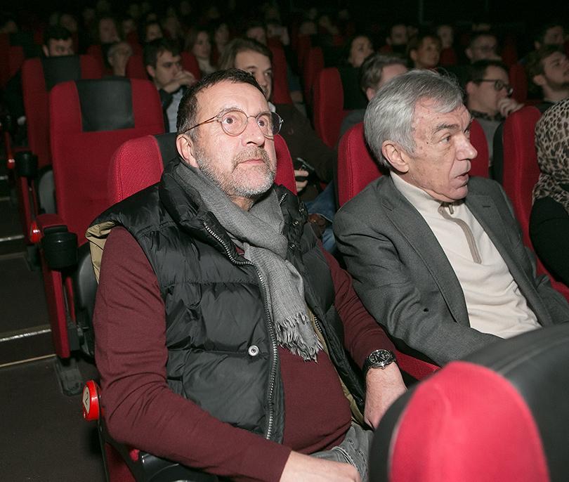 Леонид Ярмольник и Юрий Николаев