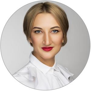 Вера Клекина, стилист салона Aesthetica