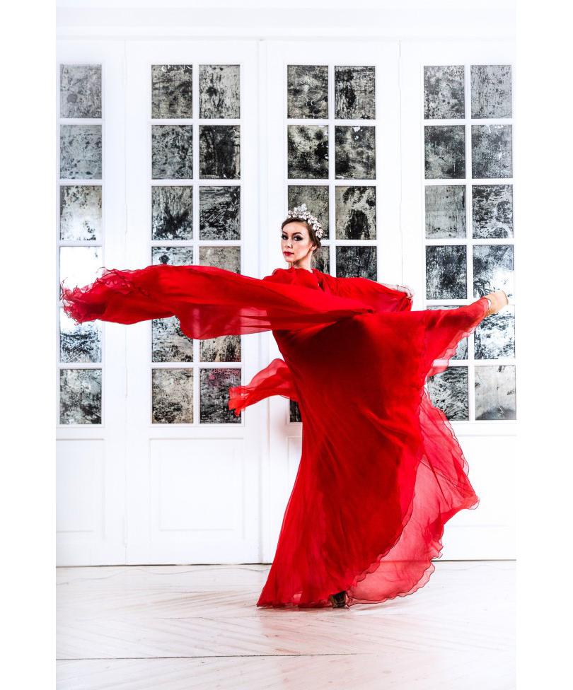 Открытие выставки Russian Ballet. Russian Design в «Кунцево Плаза»