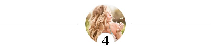 4. Забудьте про чистый блонд