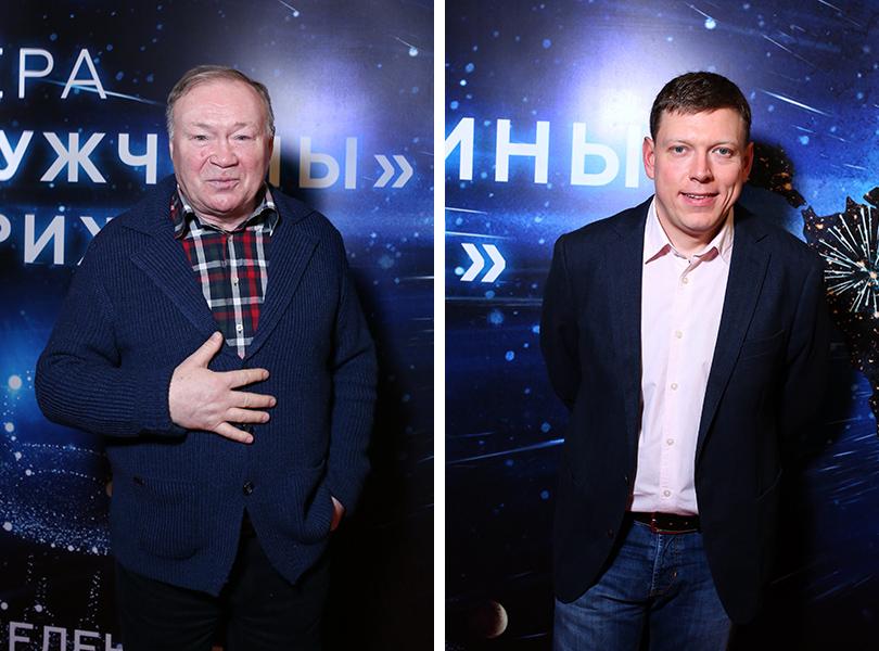 Юрий Кузнецов, Сергей Лавыгин