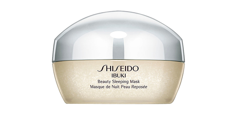 Гелевая маска Shiseido Ibuki Beauty Sleeping Mask