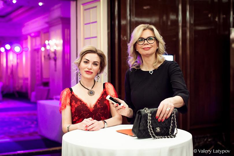 Юлия Евдокимова (Palais Royal) и Ника Ганич