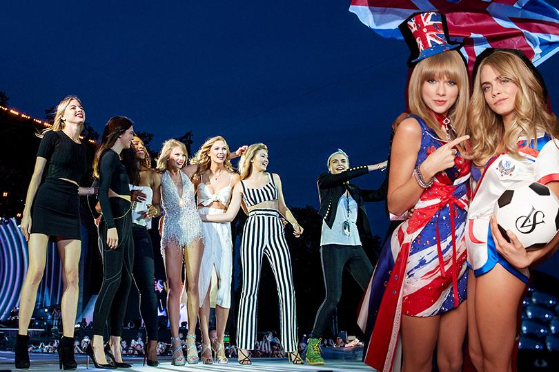Women inPower: Тейлор Свифт— самая высокооплачиваемая певица
