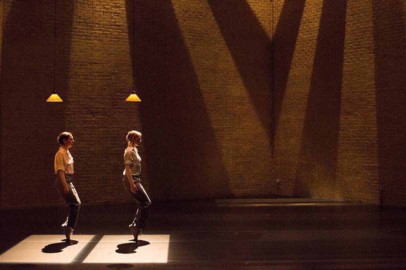 Что смотреть нафестивале «Территория»: «Фаза. Четыре движения намузыку Стива Райха»