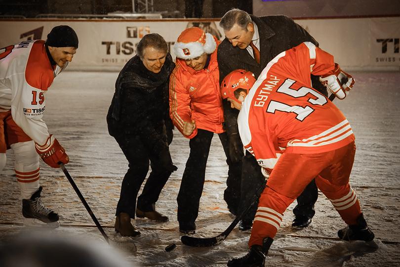 Sports & Lifestyle: 100 дней до старта Чемпионата мира по хоккею и товарищеский матч с участием звезд
