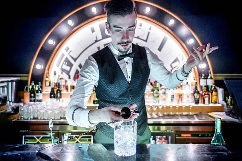 Топ-5 баров Санкт-Петербурга: «Фицджеральд»