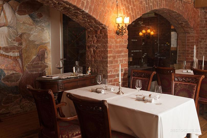 Крутой маршрут: топ-5 ресторанов Санкт-Петербурга для деловой встречи. Tre Bicchieri