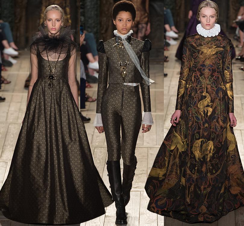 Style Notes: показ Valentino на Неделе высокой моды в Париже