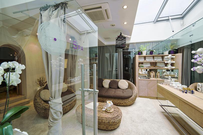 Beauty-каникулы в рижском Dome Hotel & SPA Relais & Châteaux. Спа-меню: посещение сауны и турецкой бани, два ритуала красоты от Biologique Recherche