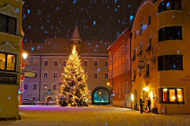 Самые лучшие рождественские базары Европы: Раттенберг