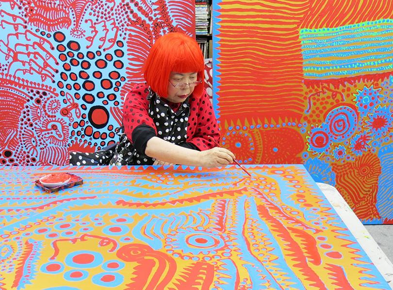 Art & More: зазеркальные комнаты Яёй Кусамы отправятся в североамериканский тур