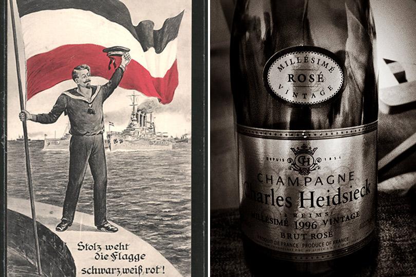 Красивая жизнь образца 1917года: люксовые марки наслужбе русской аристократии. Heidsieck
