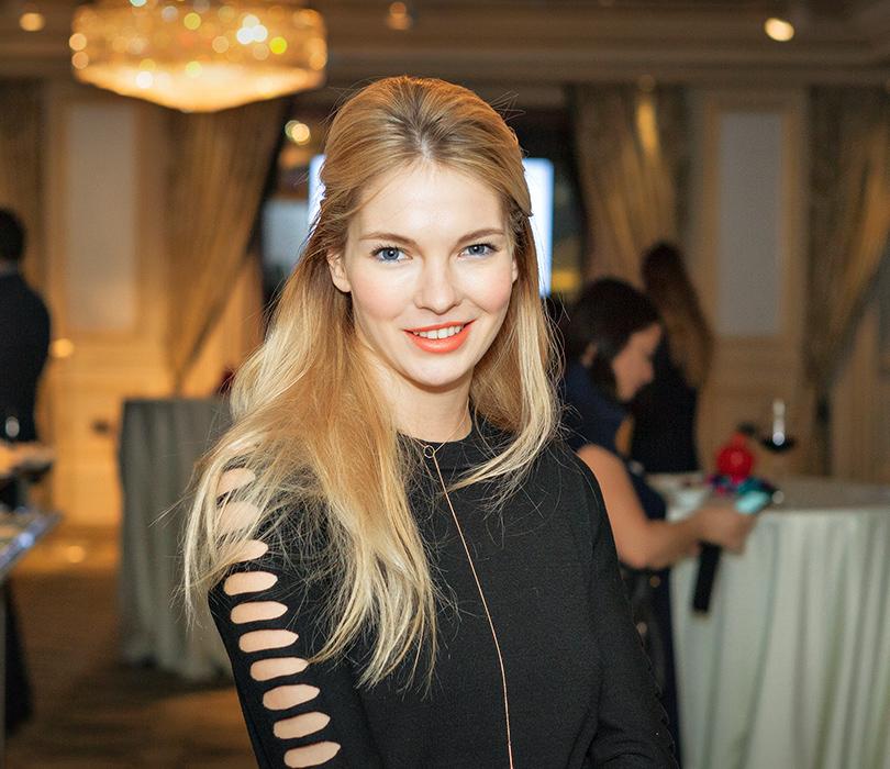 Светская хроника: коктейль Four Seasons Hotel Baku вМоскве. Наталья Бардо