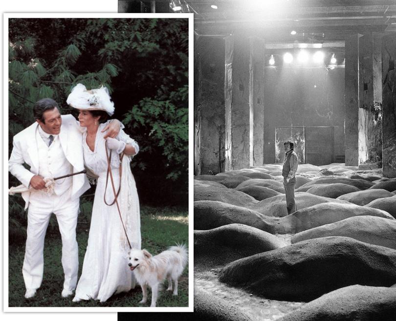 КиноТеатр: 13 самых ожидаемых фильмов Венецианского кинофестиваля. «Очи черные», «Сталкер»
