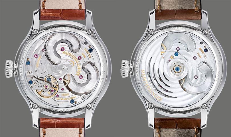 Watches & People с Сергеем Серебряковым: однострелочные часы MeisterSinger, или Ода функциональному минимализму на Baselworld-2016