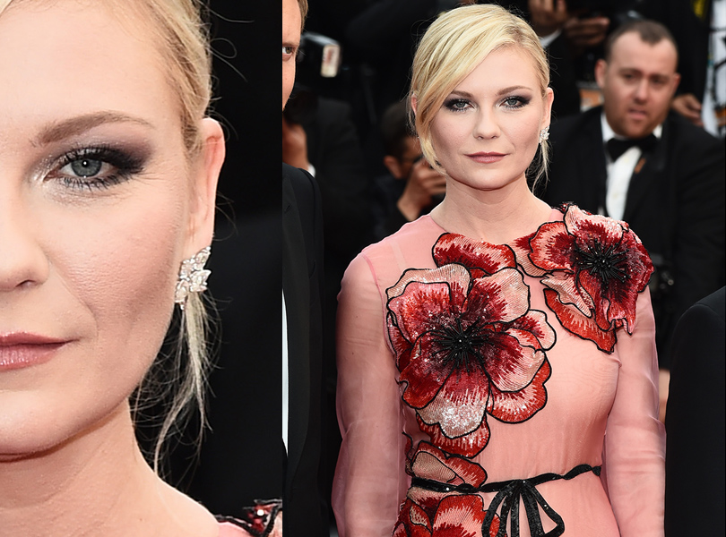 Cannes 2016: самые яркие ювелирные украшения церемонии открытия Каннского кинофестиваля. Кирстен Данст вChopard
