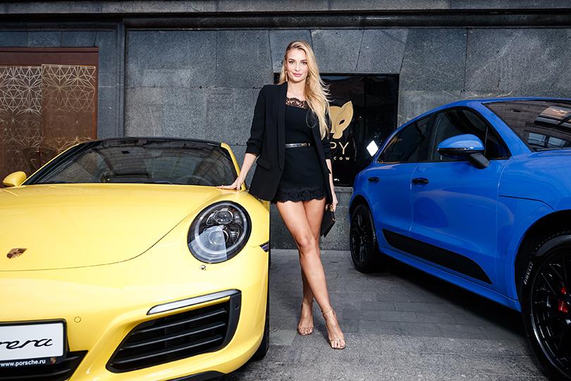 Светская хроника: вечеринка Carolina Herrera 212 VIP Wild Party. Татьяна Котова