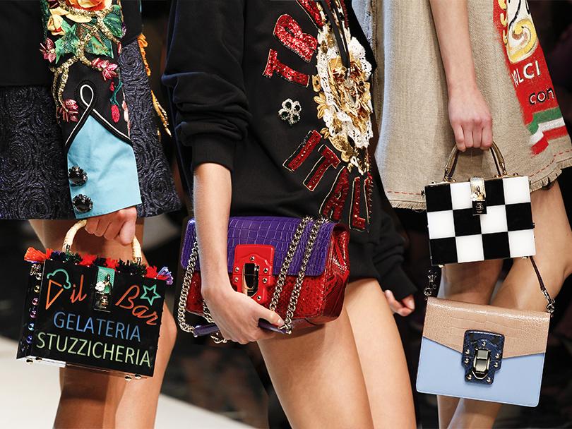 Style Notes: лучшие моменты модного показа Dolce & Gabbana в Милане