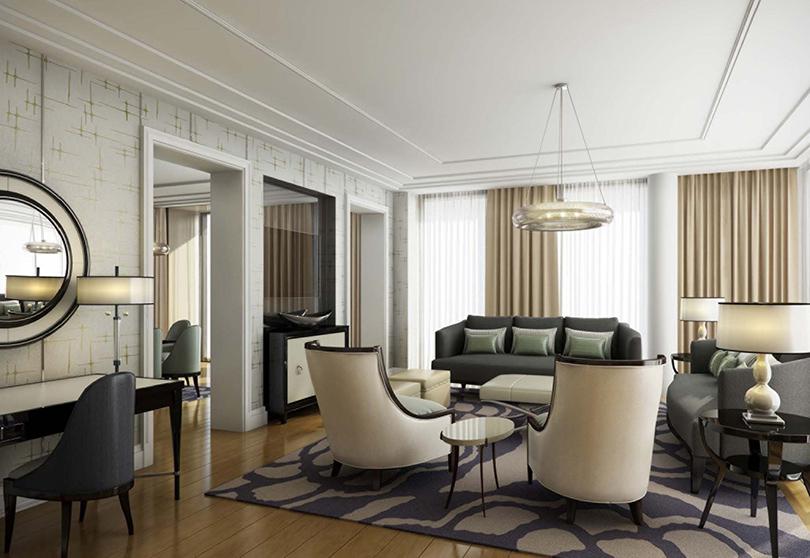 Отель Four Seasons Hotel Abu Dhabi at Al Maryah Island открывается в столице ОАЭ Абу-Даби
