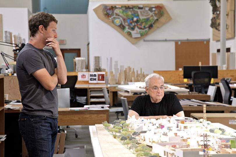 Design &Decor: первый онлайн-курс Фрэнка Гери