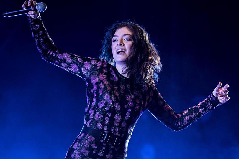 Что мне снег, что мне зной: модные эксперименты гостей фестиваля Гластонбери. Lorde