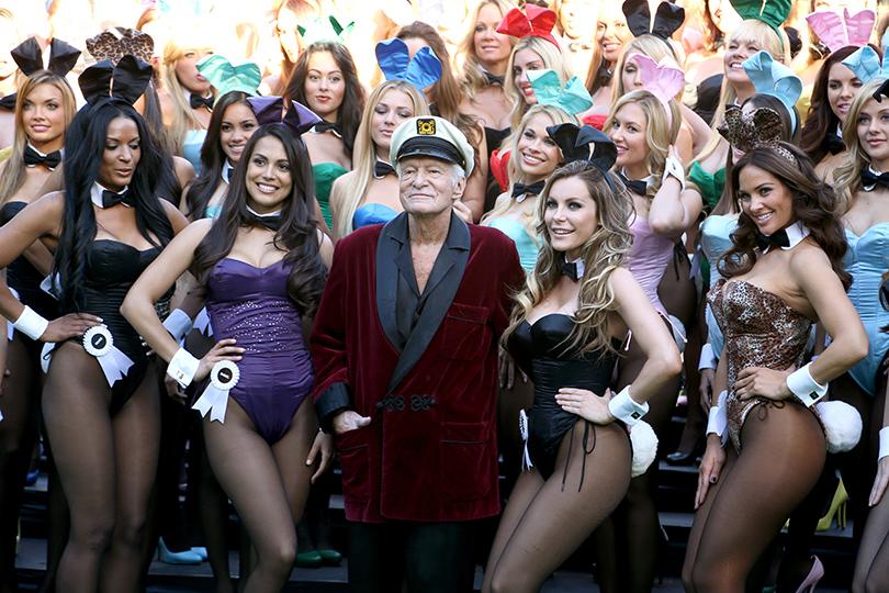 Men inPower: ушел изжизни основатель Playboy Хью Хефнер