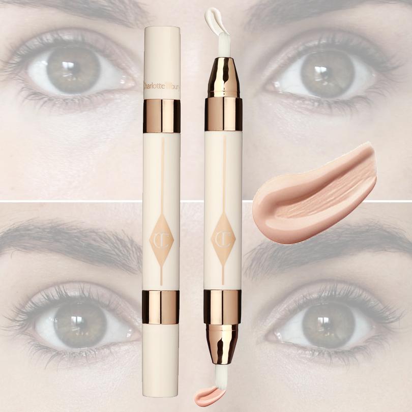 Beauty Shopping: 9 революционных бьюти-новинок, которые стоит привезти из отпуска. Консилер Charlotte Tilbury Mini Miracle Eye Wand