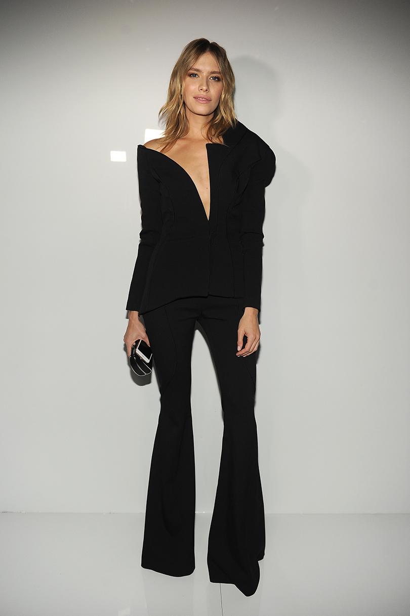 Елена Перминова. Неделя Haute Couture — из Парижа из первых уст: показ Atelier Versace