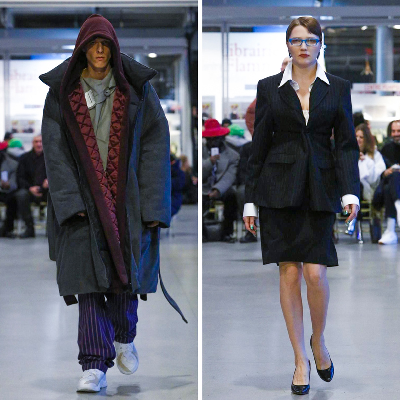 Style Notes: эффект Гвасалии. Vetements наНеделе высокой моды вПариже