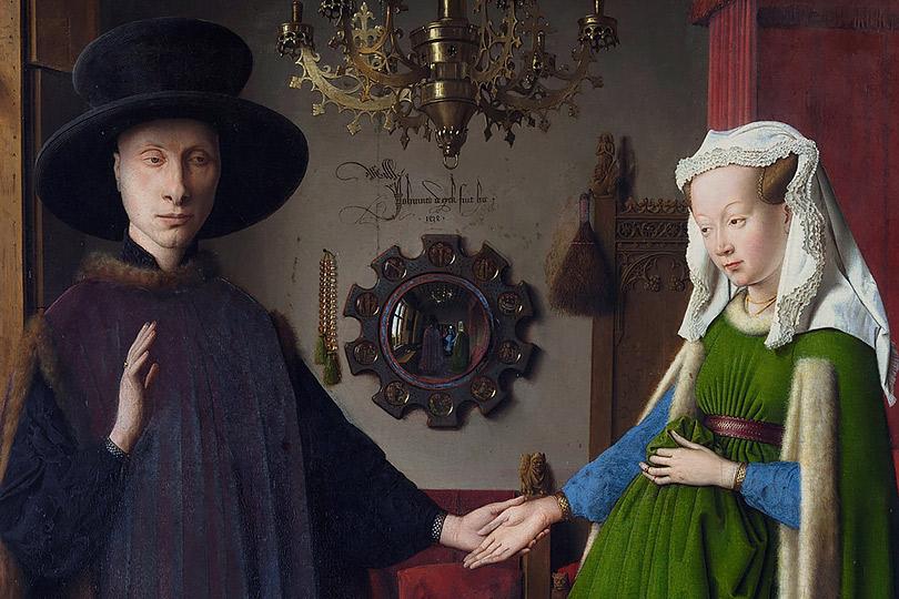 «Отражения: ван Эйк и прерафаэлиты» Национальная галерея, Лондон, Великобритания  До 2 апреля 2018 года