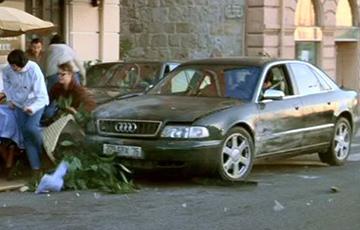 Автомобили для супергероев идругие подвиги отдела маркетинга. «Ронин», 1998