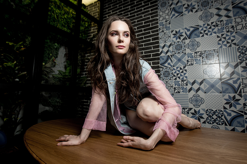 Белый лист: актриса Дарья Авратинская— опринципиальности, избалованности идрузьях-брюнетах