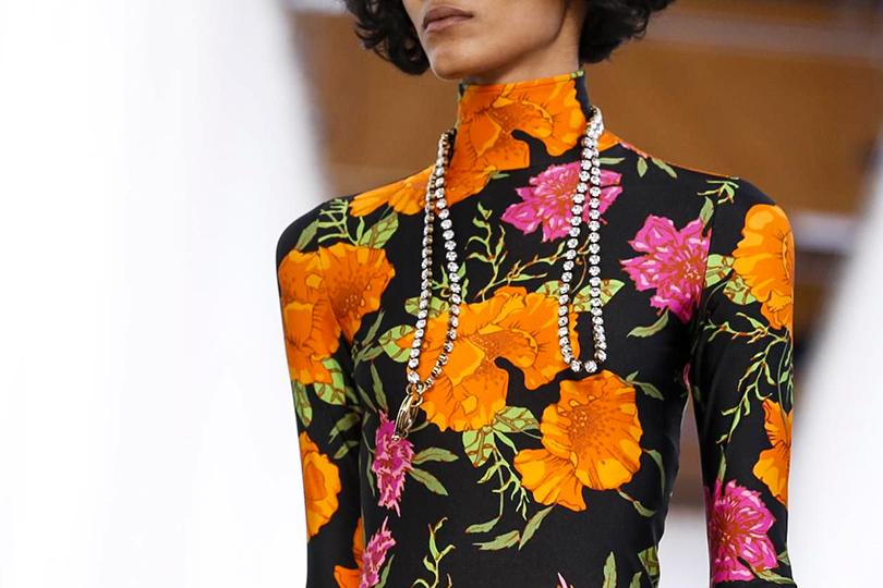 Style Notes: постсоветская эстетика на показе Balenciaga в Париже