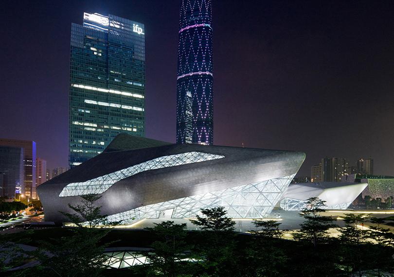 Опера вГуанчжоу, 2010 год
