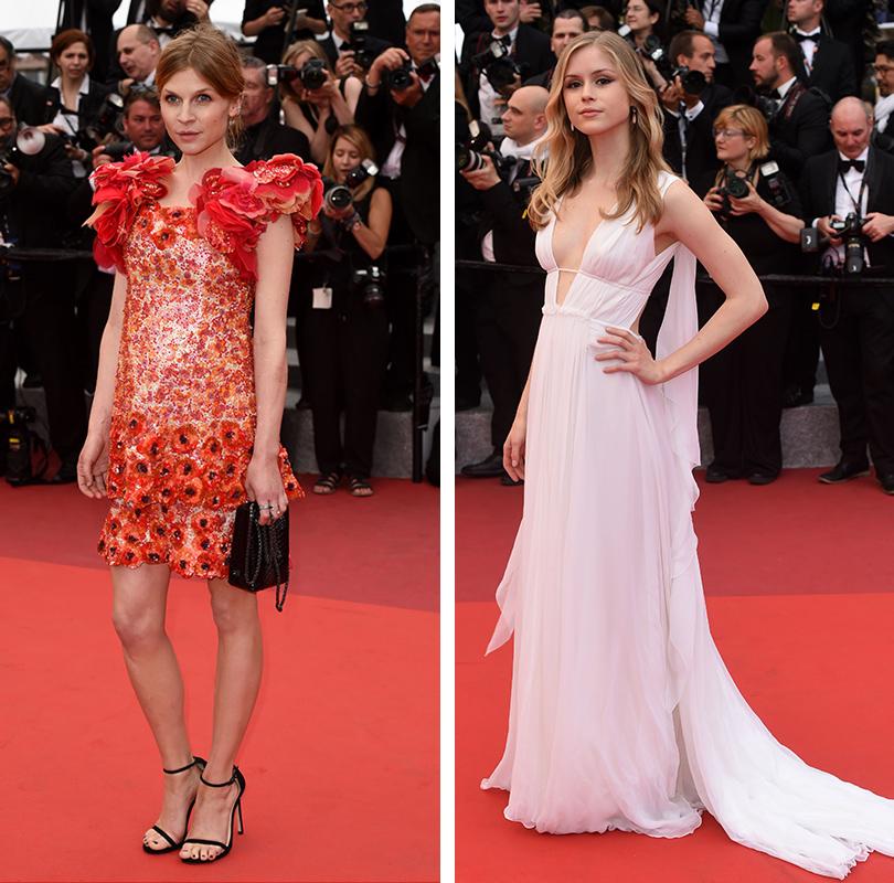 Cannes 2016: гости церемонии закрытия и победители 69-го Каннского кинофестиваля. Клеманс Поэзи в Chanel. Эрин Мориарти