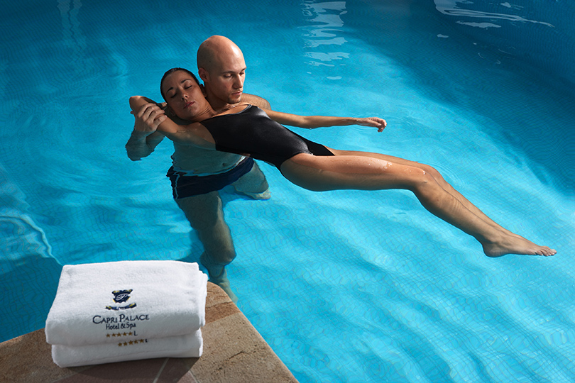 Summer Time: четырехдневная детокс-программа в Capri Palace Hotel & Spa