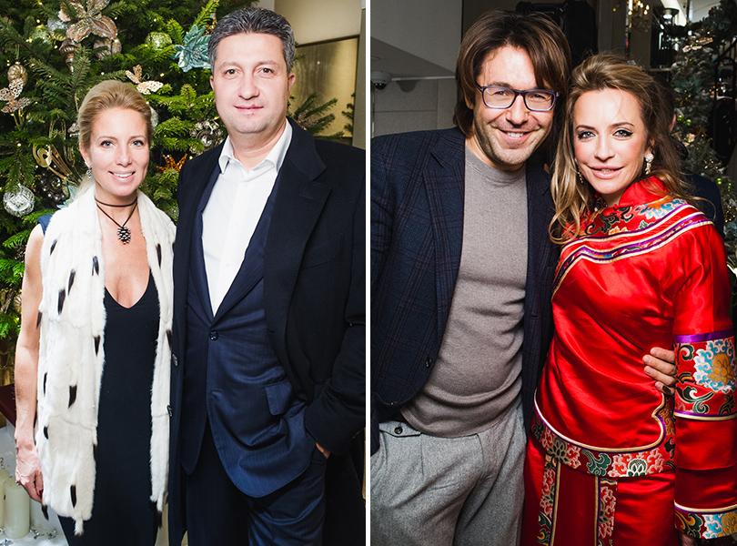 Светлана Захарова и Тимур Иванов, Андрей Малахов и Виктория Шелягова