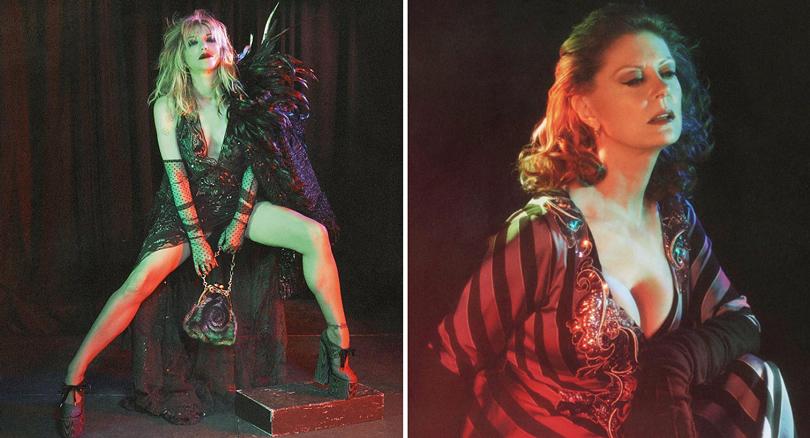 Total Beauty: 63-летняя Кристи Бринкли в Sports Illustrated и другие модели «50+». Кортни Лав иСьюзан Сарандон для Marc Jacobs