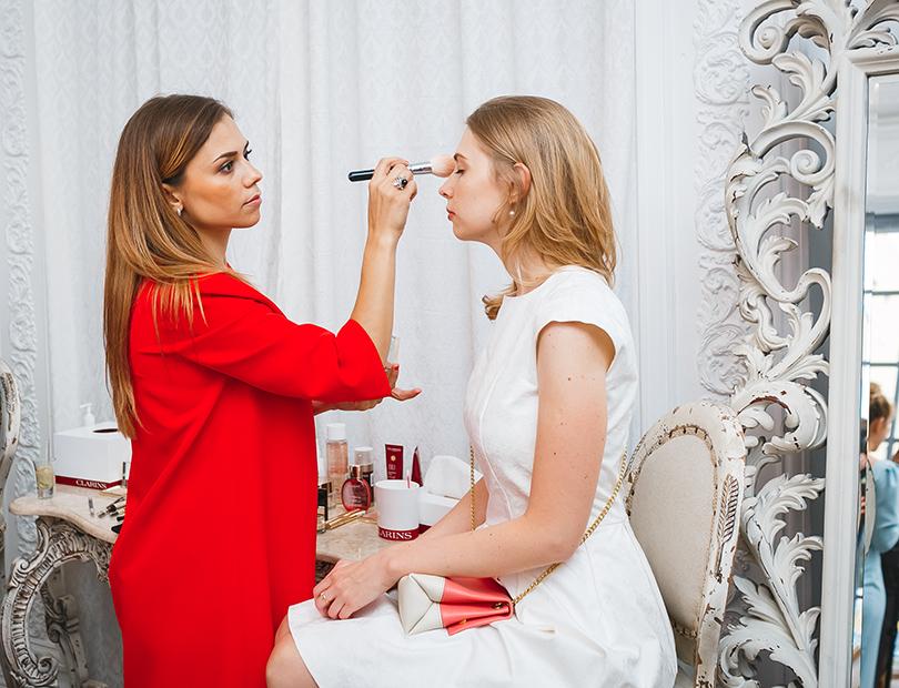 Beauty Party: российская премьера новой туши для ресниц Clarins Mascara Supra Volume