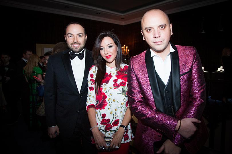 Дмитрий Дудинский, Ирина Чайковская и Иван Афанасьев