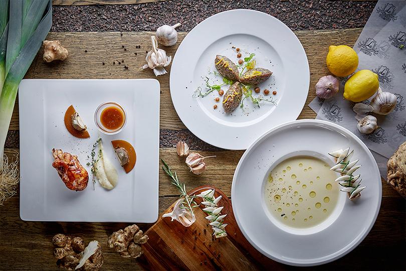 Гастрономический фестиваль Moscow Restaurant Week