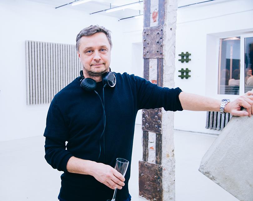 Art & More: новый конструктор Дмитрия Теселкина. Слава Филиппов