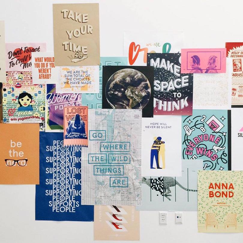 Дизайн & Декор: офисы Facebook — под контролем художников