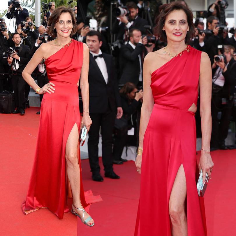 Style Notes: французский подход. Как выделиться на красной ковровой дорожке — и не только? 2014г.