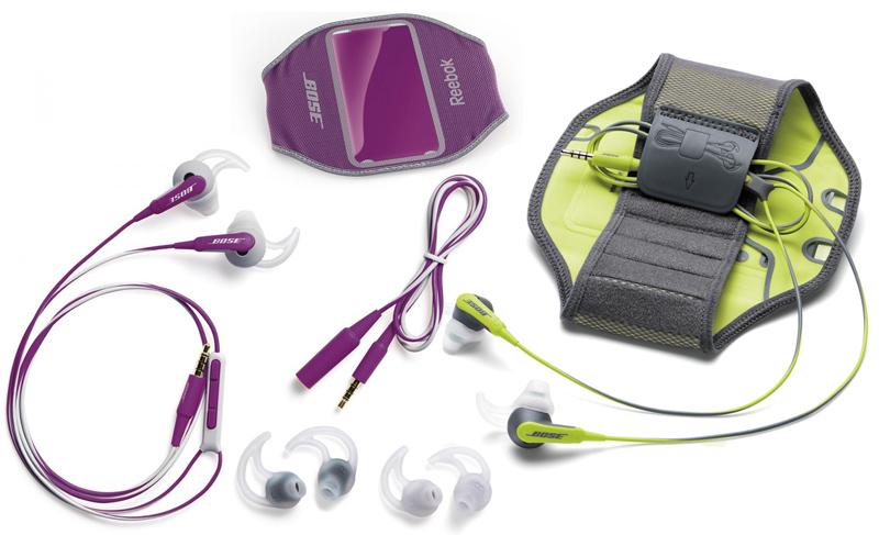 Механизмы: выбираем наушники для занятий спортом. Bose SIE2i