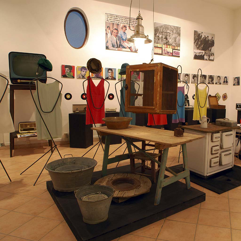 Музей истории «Массачукколи», Италия