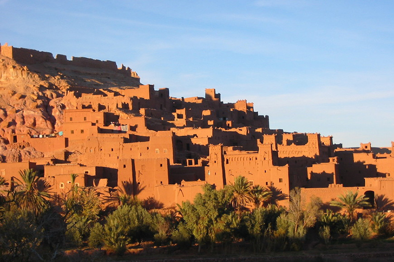 Идея на каникулы: европейские тропы «Игры престолов». Марокко, Уарзазат